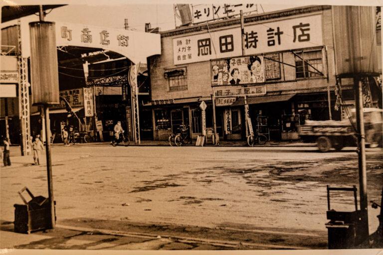 昔の岡田時計店- 岡田時計店|香川県丸亀市の時計・ジュエリー・結婚指輪・婚約指輪・ジュエリーリフォーム