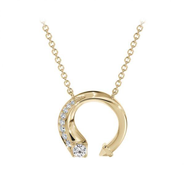 Forevermark / アヴァンティ™ コレクション パヴェ ペンダント- 岡田時計店|香川県丸亀市の時計・ジュエリー・結婚指輪・婚約指輪・ジュエリーリフォーム