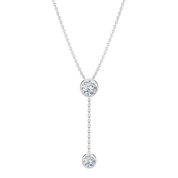 Forevermark / Two D® Collection プレーン ペンダント
